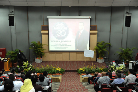Closing Ceremony Celebration FRSB Two Decade